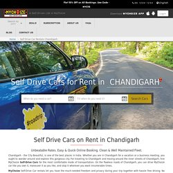 Self-drive car rental in Chandigarh
