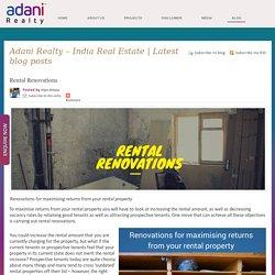 Rental Renovations