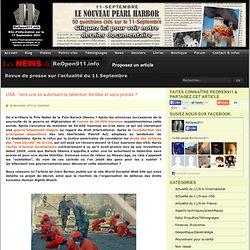USA : Vers une loi autorisant la détention illimitée et sans procès ?