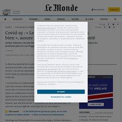 28 fév. 2021 Covid-19: «Le couvre-feu fonctionne très bien», assure le directeur général de la santé