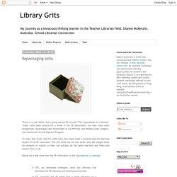 Library Grits: Repackaging skills