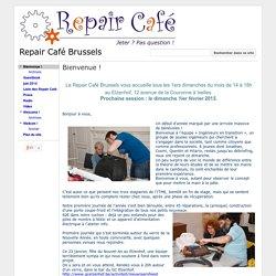 Repair Café Brussels
