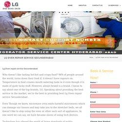 Lg Oven repair service Secunderabad - LG Service
