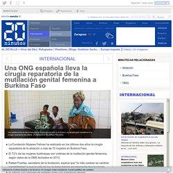 Una ONG española lleva la cirugía reparatoria de la mutilación genital femenina a Burkina Faso