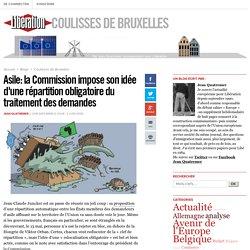 Asile: la Commission impose son idée d'une répartition obligatoire du traitement des demandes