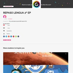 REPASO LENGUA 2º EP by vricodom on Genial.ly