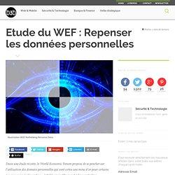 Etude du WEF : Repenser les données personnelles
