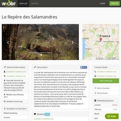 Le Repère des Salamandres — WWOOF France