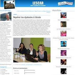 Repérer les dyslexies à l'école : Lescar