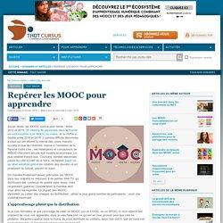 Repérer les MOOC pour apprendre