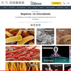 Repères : le microbiote