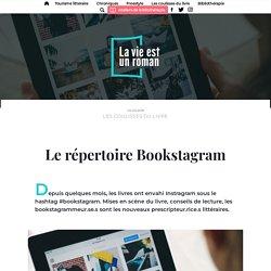 Le répertoire Bookstagram - La vie est un roman