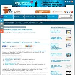 Répertoire de logiciels libres pour l'éducation : : Répertoire : Thot Cursus