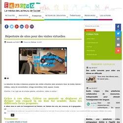 Répertoire de sites pour des visites virtuelles
