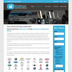 Who Should you Rely on Locksmith Services ?