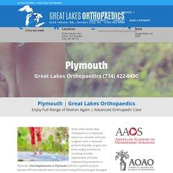 Shoulder Surgeon Plymouth MI