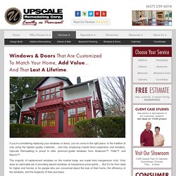Best Replacement Windows in Ithaca NY
