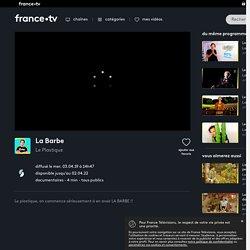 Replay La Barbe - Le Plastique - France tv slash