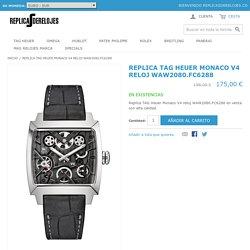 Mejor replica TAG Heuer Monaco V4 reloj WAW2080.FC6288 en venta