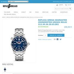 Mejor replica Omega Seamaster cronometro unisex reloj 212.30.36.20.03.001 en venta
