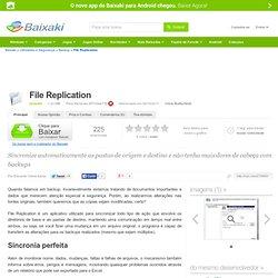 File Replication download