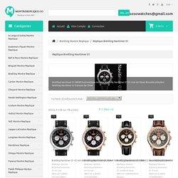 Réplique Breitling Navitimer 01 montre a vendre