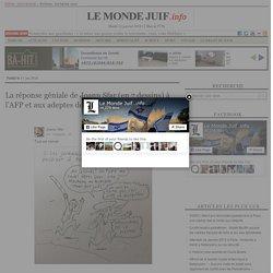 """La réponse géniale de Joann Sfar (en 7 dessins) à l'AFP et aux adeptes des """"déséquilibrés"""""""