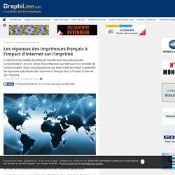 Les réponses des imprimeurs français à l'impact d'Internet sur l'imprimé