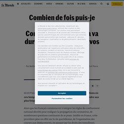 Nos réponses à vos questions sur le confinement en France : footing, marchés, enterrements
