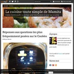 Réponses aux questions les plus fréquemment posées sur le Cookéo