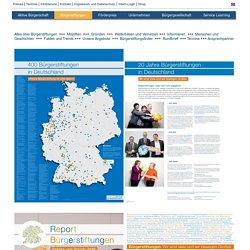 Report Bürgerstiftungen. Fakten und Trends 2016