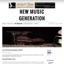 New Music Generation