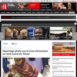 Reportage photo sur la crise alimentaire au nord-ouest du Tchad - Tchad/En images