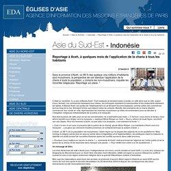 Reportage à Aceh, à quelques mois de l'application de la charia à tous les habitants