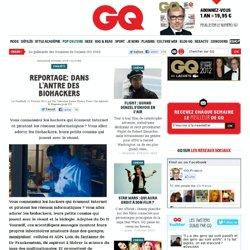 Reportage: dans l'antre des biohackers