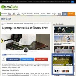 Reportage : un nouveau FabLab s'invente à Paris