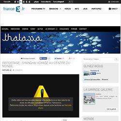 REPORTAGE : SHANGHAI VOYAGE AU CENTRE DU MONDE