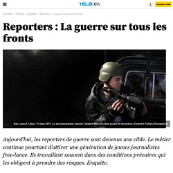 Reporters : La guerre sur tous les fronts - 3 juillet 2015 -