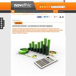 Reporting intégré : les raisons du retard français