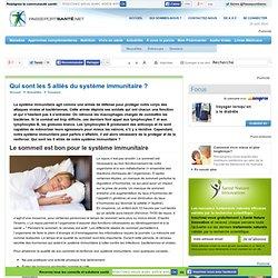 Repos et système immunitaire