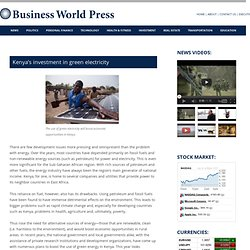 Business World Press - Weekly dose of online repository of business news, updates, and commentaries around the world.