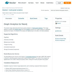 kbastani/neo4j-graph-analytics Repository
