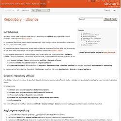 Repository/Ubuntu