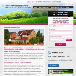 House Repossession – Who's at risk