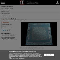 Repousser les limites de la loi de Moore grâce aux nanotubes de carbone