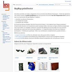 RepRap printDoctor — Wiki LOGre