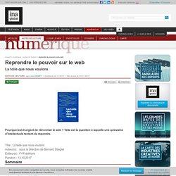 Reprendre le pouvoir sur le web