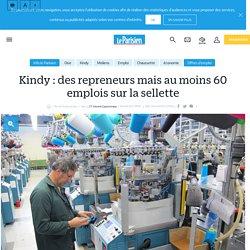 Kindy: des repreneurs mais au moins 60 emplois sur la sellette - Le Parisien