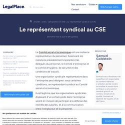 Représentant syndical au CSE : rôle et heures de délégation