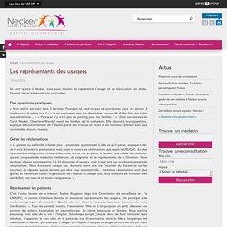 Hôpital Necker-Enfants malades